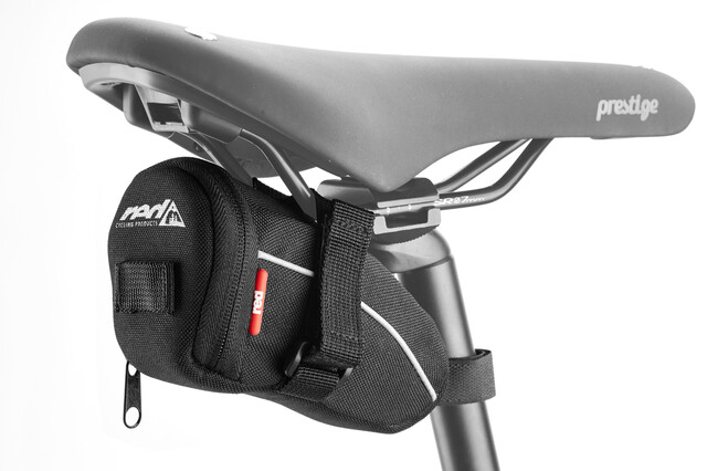 Red Cycling Products Saddle Bag Cykeltaske M, black